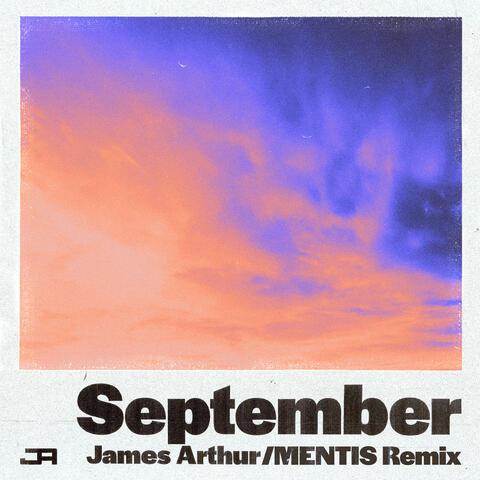 September album art
