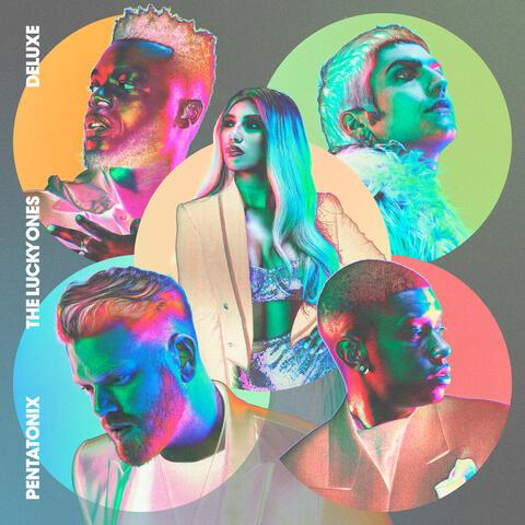The Lucky Ones (Deluxe) album art