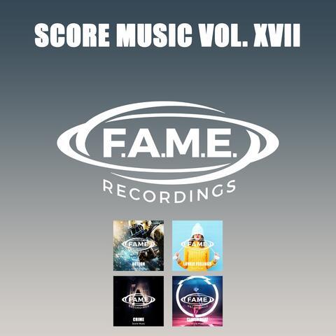 Score Music Vol.XVII album art