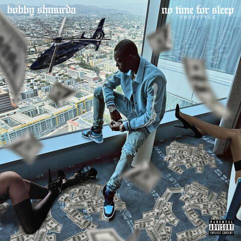 No Time For Sleep (Freestyle) album art