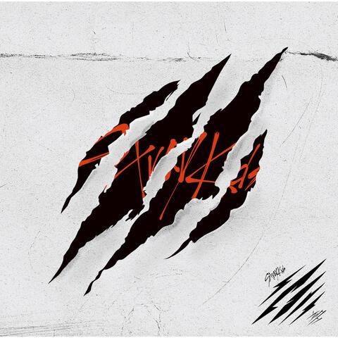 Scars / Thunderous -Japanese version- album art