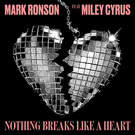Nothing Breaks Like a Heart . ' - ' . Mark Ronson feat. Miley Cyrus