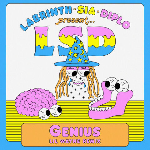 LSD feat. Sia, Diplo, and Labrinth