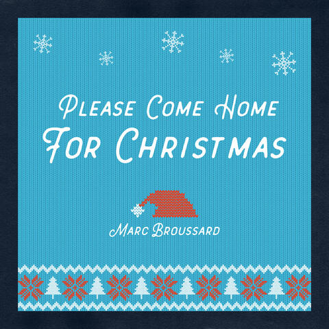 Please Come Home for Christmas album art