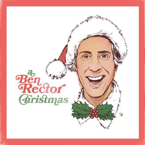 A Ben Rector Christmas album art