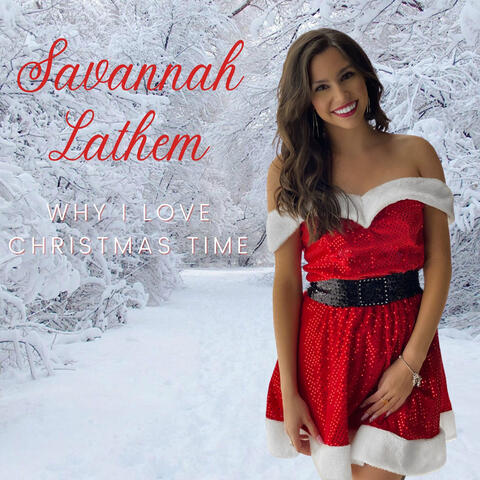 Why I Love Christmas Time album art