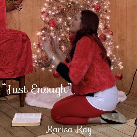 """Just Enough"" album art"