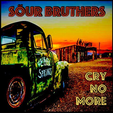 Cry No More album art