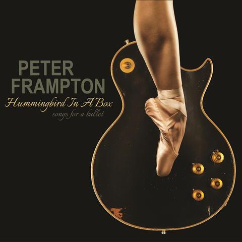 Hummingbird in a Box: Songs for a Ballet album art