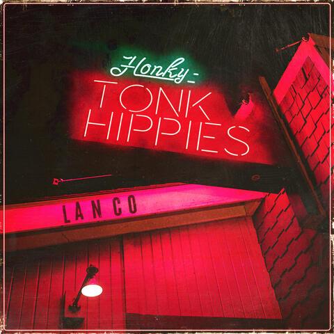 Honky-Tonk Hippies album art