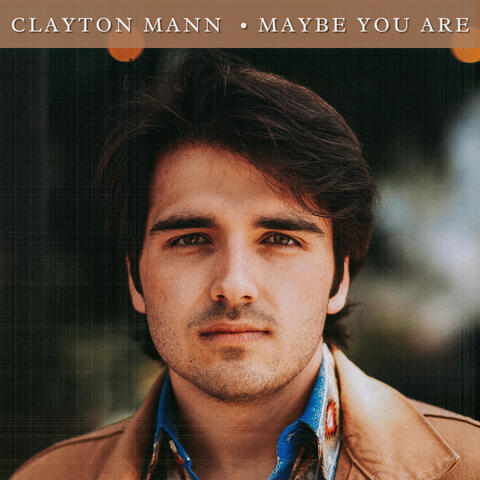 Maybe You Are album art