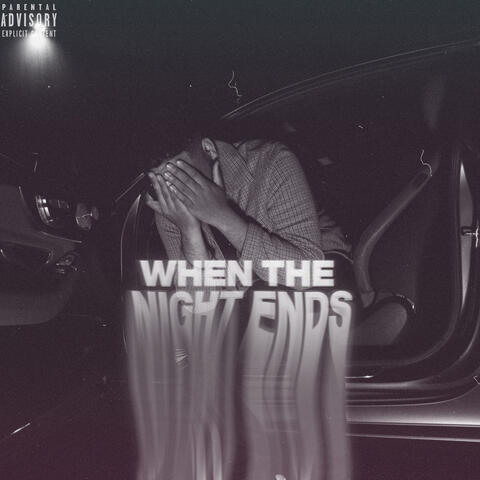 When the Night Ends album art