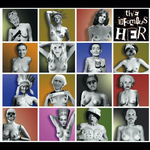 The Infamous Her album art