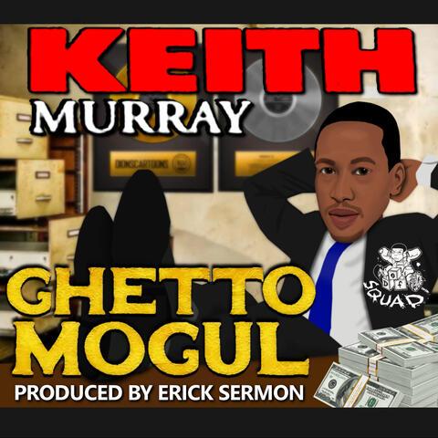 Ghetto Mogul album art