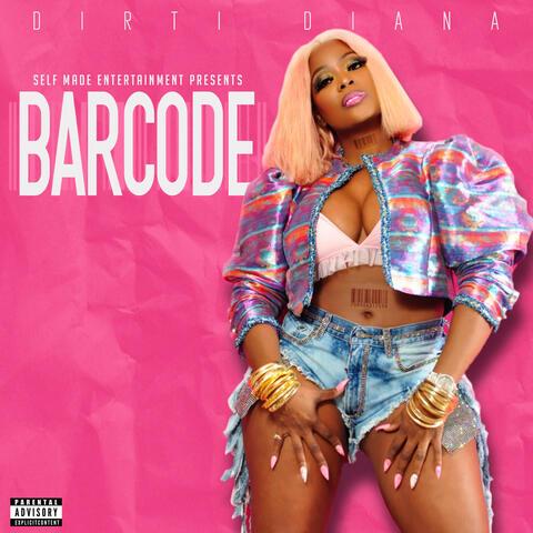 Barcode album art