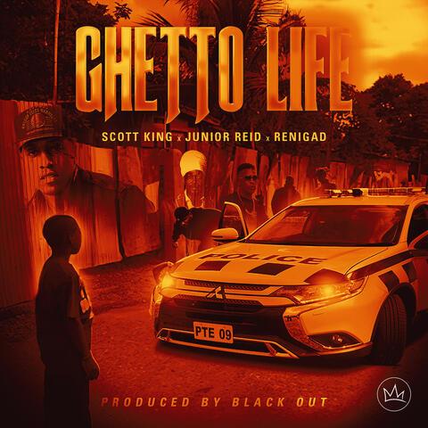 Ghetto Life album art