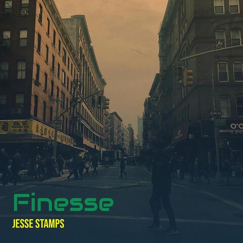 Finesse album art
