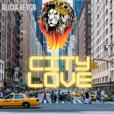 City Love album art