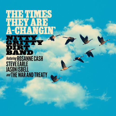 The Times They Are A-Changin' album art