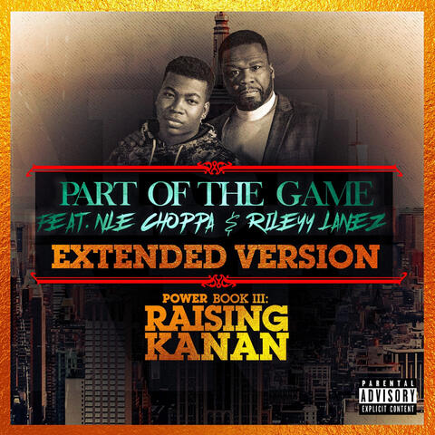 Part of the Game (Extended Version) album art