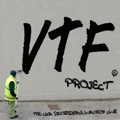 The Civil Disobedience Luncheon Club album art
