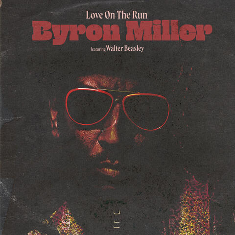 Love on the Run album art