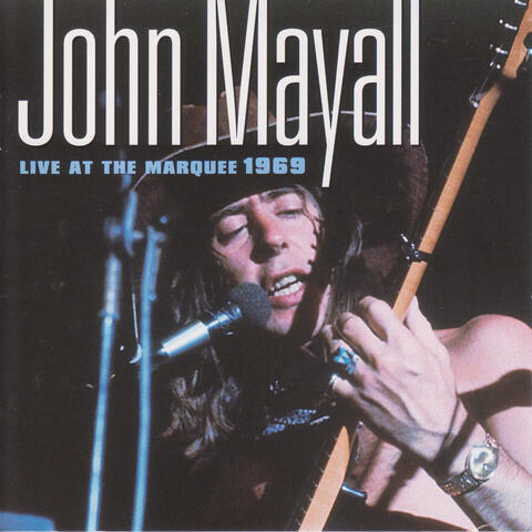 Live at the Marquee 1969 album art