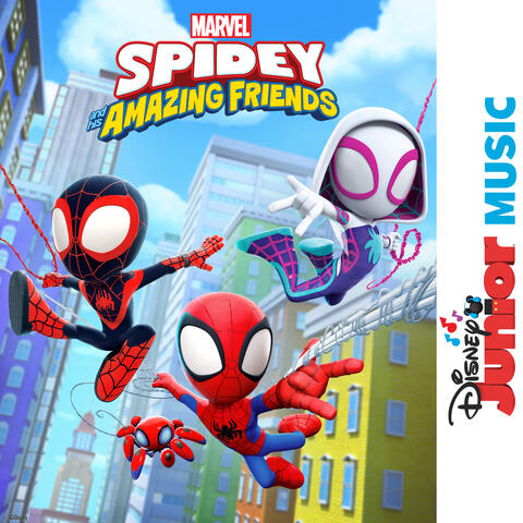 Time to Spidey Save the Day album art