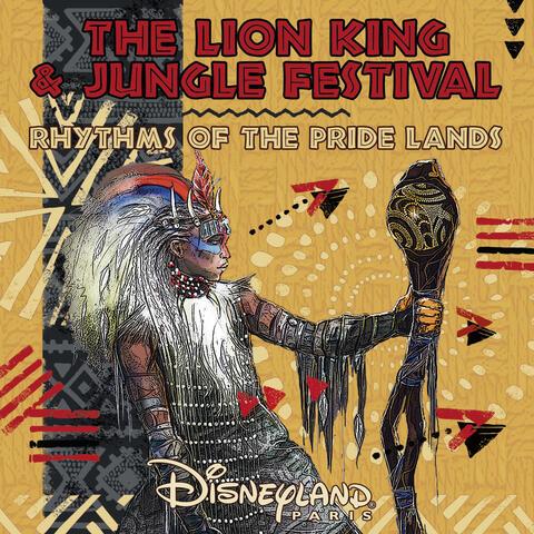 Disneyland Paris Lion King Ensemble Cast