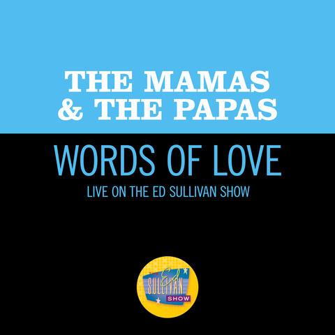 Words Of Love album art