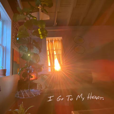I Go To My Heart album art