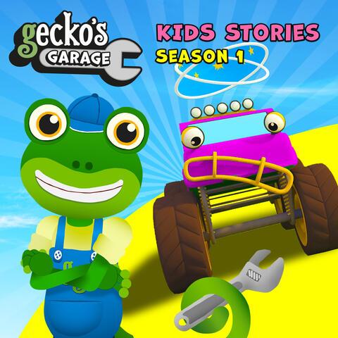 Toddler Fun Learning & Gecko's Garage