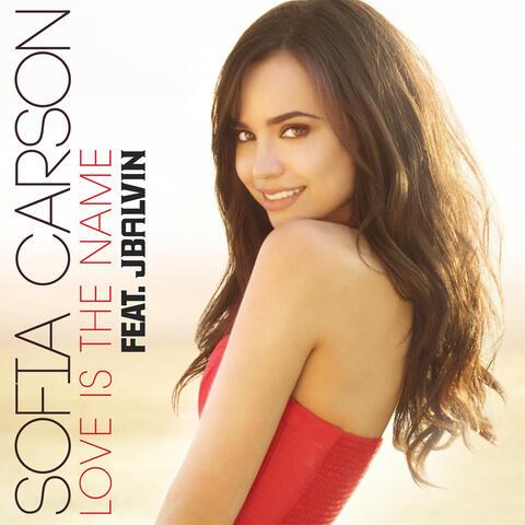 Sofia Carson & J Balvin
