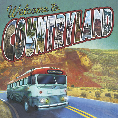 Welcome To Countryland album art