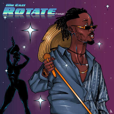 Rotate (Freestyle) album art