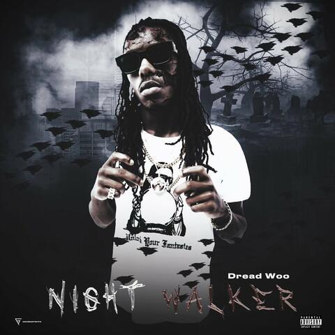 NIGHT WALKER album art