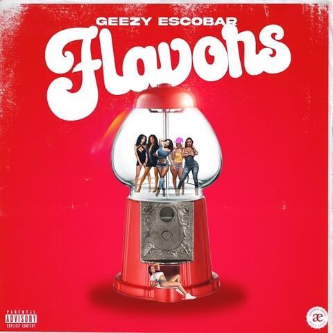 Flavors album art