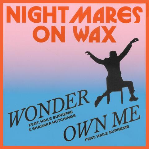 Wonder / Own Me album art