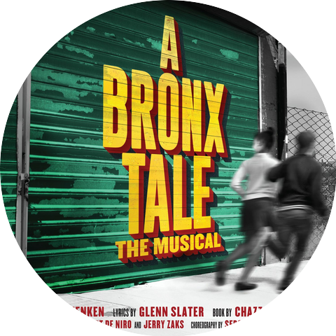 Hudson Loverro & 'A Bronx Tale' Original Broadway Ensemble