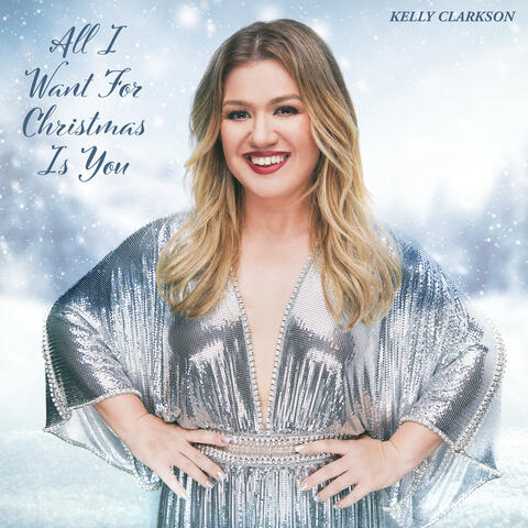 All I Want For Christmas Is You album art
