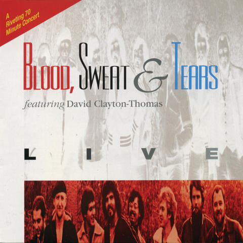 Live (feat. David Clayton-Thomas) album art