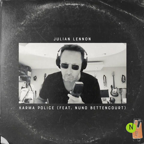 Karma Police (feat. Nuno Bettencourt) album art