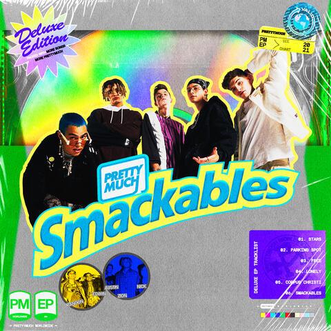 Smackables album art