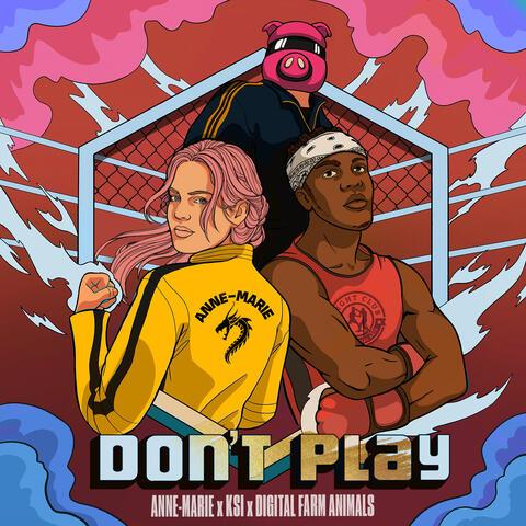 Don't Play album art