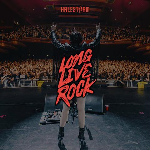 Long Live Rock album art