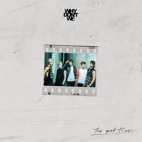 The Good Times album art