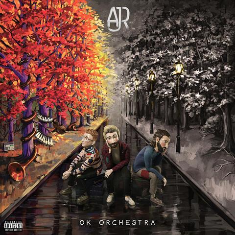 OK ORCHESTRA album art