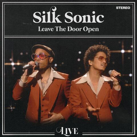 Leave The Door Open album art