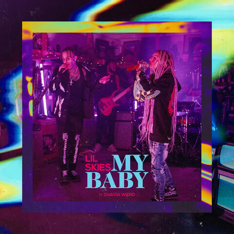 My Baby (feat. Zhavia Ward) album art