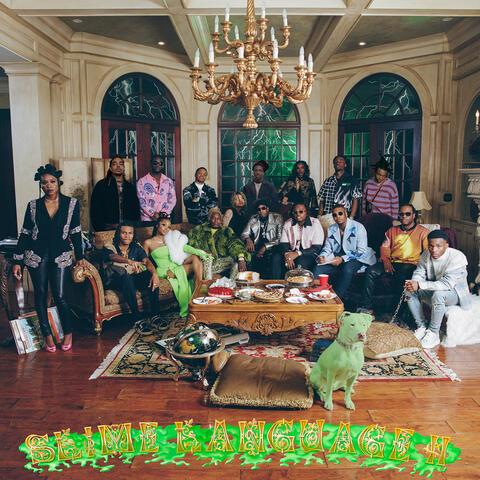 Slime Language 2 album art